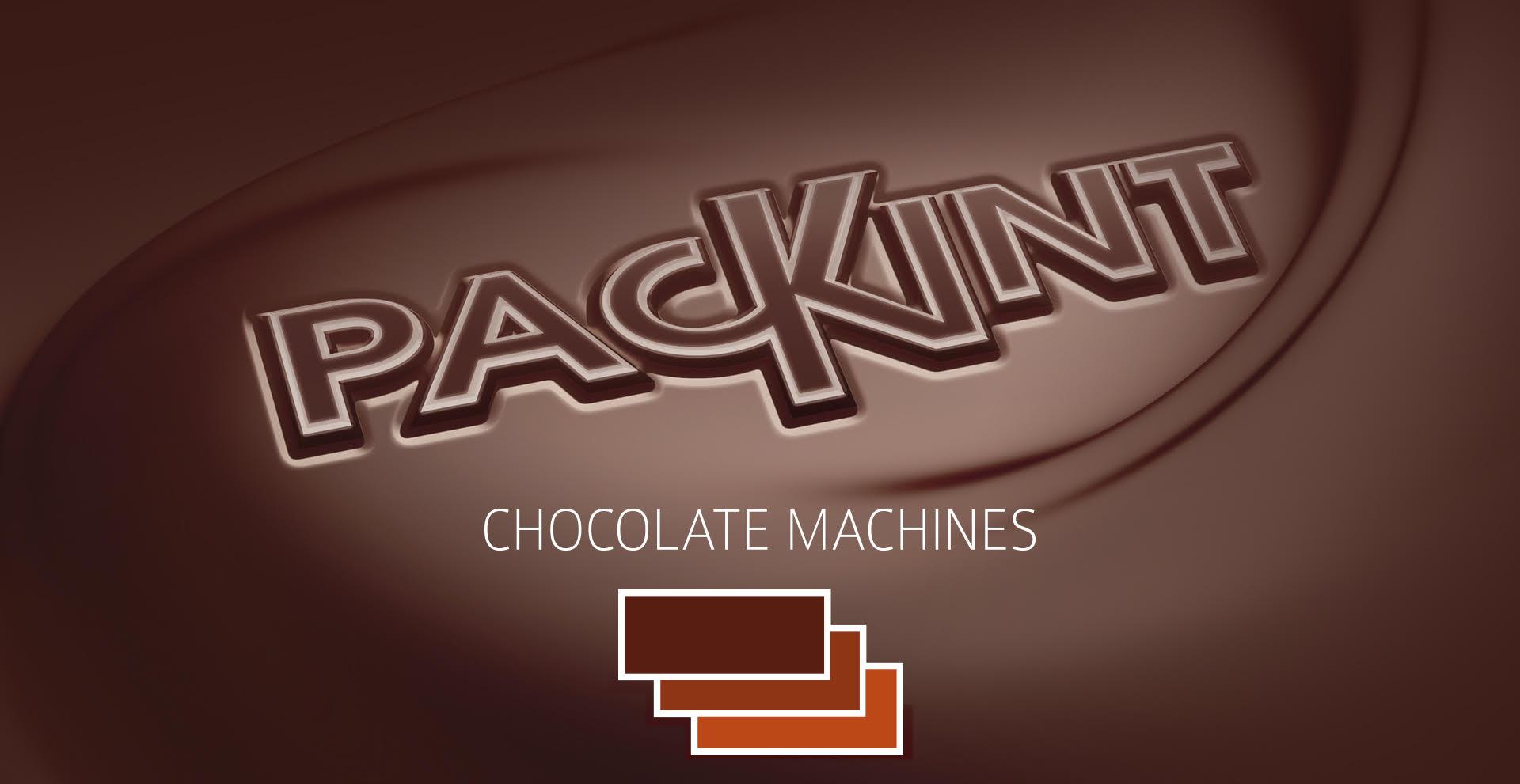 Packint Chocolate Machines